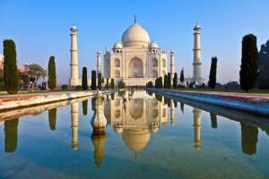 Indien-Agra-Taj Mahal