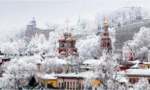 Нижний Новгород — автобусный тур 27-30 марта 2018