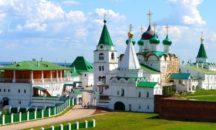 Нижний Новгород +Арзамас +Дивеево — 9-12 мая, 4-7 июля