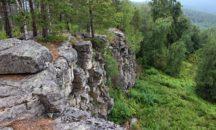 Китайская стенка - Хребет Заозерный - 29 сентября