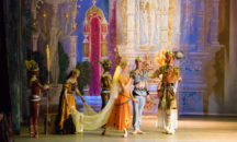 """Балет """"Баядерка"""" в Театре оперы и балета им. М.И.Глинки - 7 марта"""