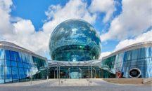 Великолепная столица НУР-СУЛТАН -  тур с ж/д проездом - 1-5 мая