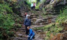 26 сентября - ГЭС Пороги - Сухие водопады - Айские притёсы