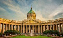 07-15 октября - Классика Санкт-Петербурга! Тур с жд проездом.