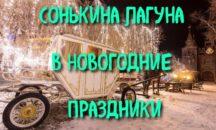 2 января - Сонькина Лагуна!