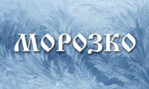 """Волшебная, новогодняя, музыкальная сказка """"Морозко""""!"""