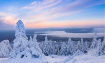 14 марта - ГОРА ЛУКАШ «НП Зюраткуль» (1013 м.)