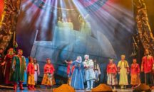 17 апреля -  Театр оперы и балета им. М.И. Глинки. ОПЕРА «САДКО» (Н. Римский-Корсаков)