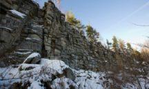 17 января - Хребет Заозерный (Китайская стенка).