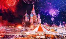 30 декабря - Новогодняя Москва! Тур с пакетом экскурсий!