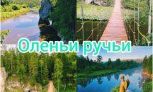 """08.08 - Природный парк """"ОЛЕНЬИ РУЧЬИ"""""""